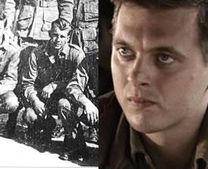 チャールズEグラント軍曹:ノーラン・ヘミングス