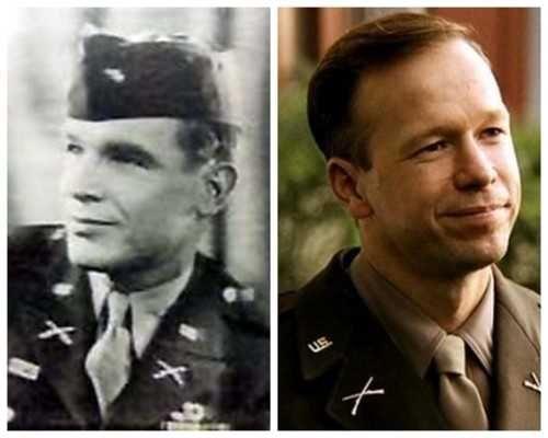 カーウッド・リプトン少尉 : ドニー・ウォルバーグ