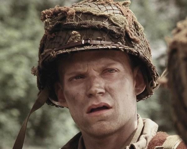 アルバート・ブライス二等兵 :マーク・ウォーレン