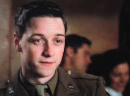 ジェームズ・W・ミラー二等兵 : ジェームズ・マカヴォイ