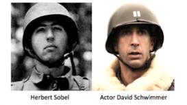 ハーバート・ソベル大尉 : デヴィッド・シュワイマー
