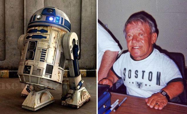 R2-D2=ケニー・ベイカー